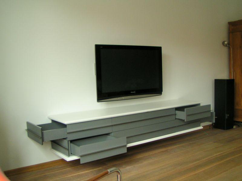 Audio tv meubel paul van duursen interieurontwerperpaul van