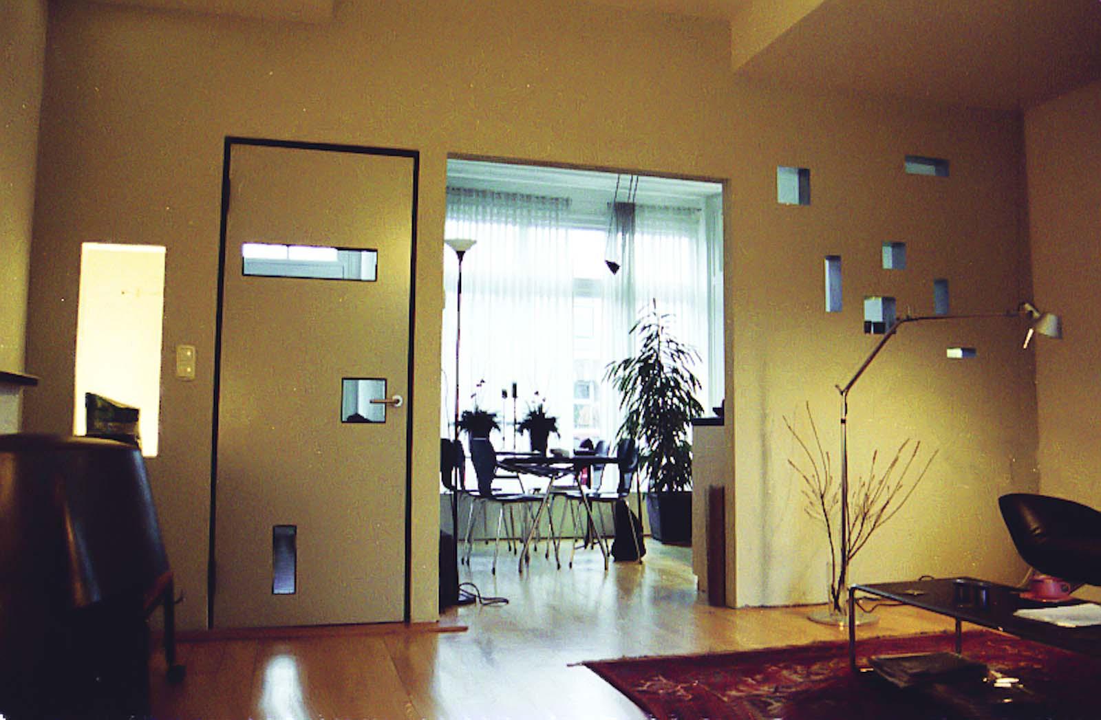 Verbouwing woonkamer keuken paul van duursen